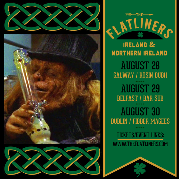 Ireland & Northern Ireland this August
