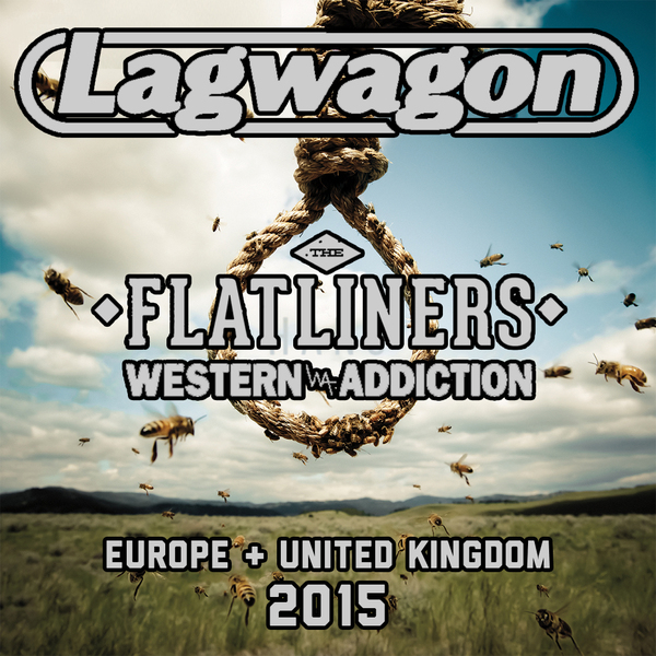 Europe / UK with Lagwagon & Western Addiction