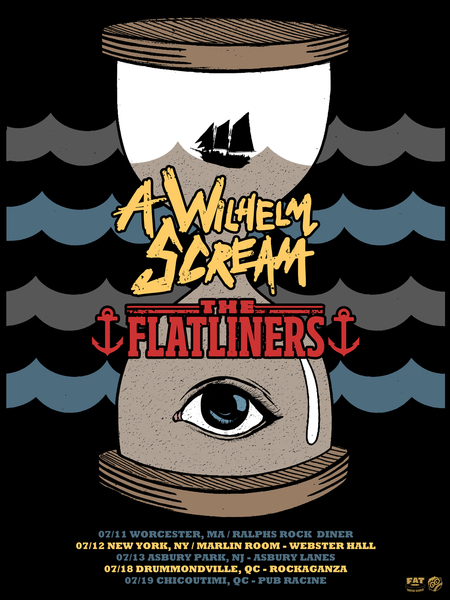 July Weekends with A Wilhelm Scream