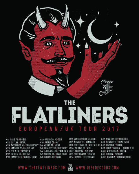 Fall 2017 Headlining European Tour
