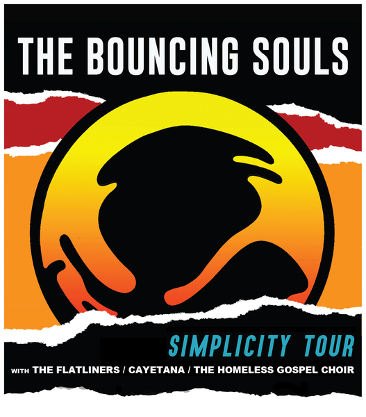 November Midwest Shows with Bouncing Souls
