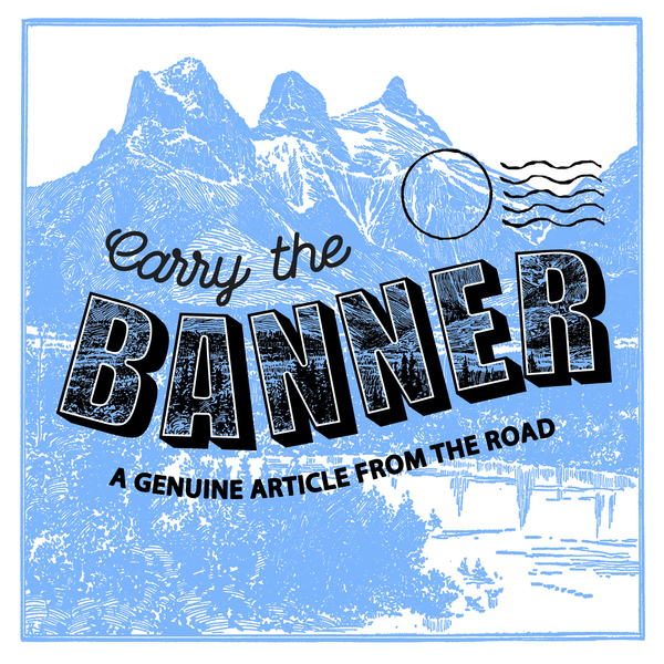 Carry the Banner podcast is born!