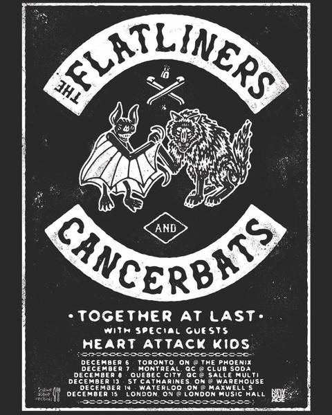 News - The Flatliners - Inviting Light