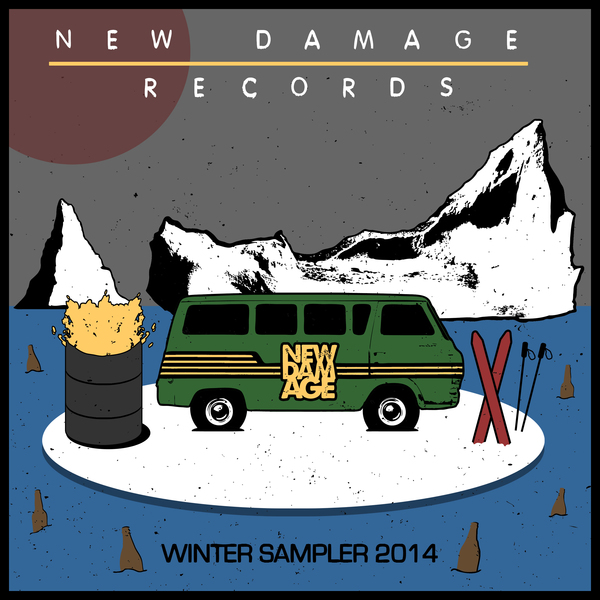 New Damage Records Winter Sampler