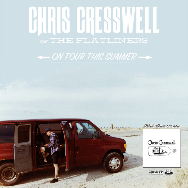 Chris Cresswell Acoustic Tour
