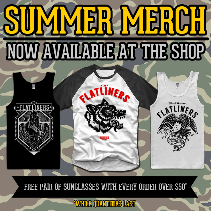 Summer merch is here!!!