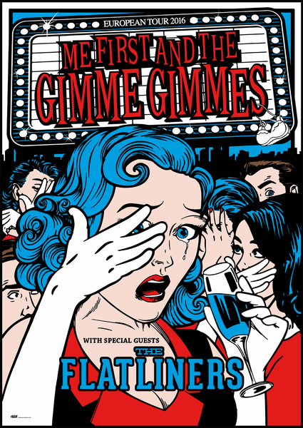 European tour with Me First and the Gimme Gimmes announced